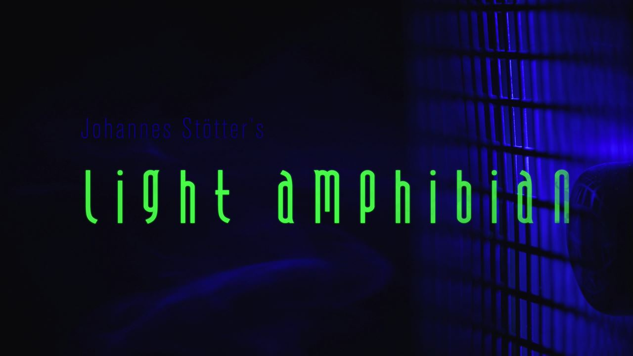 Light Amphibian Show